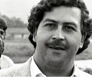 Goleador argentino le hace un homenaje a Pablo Escobar