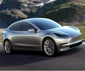 Tesla revela el Model 3 que quiere ser el primer vehículo eléctrico de masas