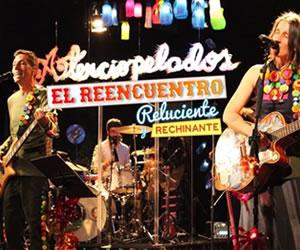 Concierto de reencuentro de Aterciopelados en Bogotá