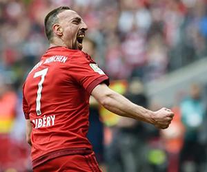 Bundesliga: Bayern Múnich venció por la mínima diferencia al Frankfurt