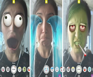Snapchat lanza su nueva función de videollamadas