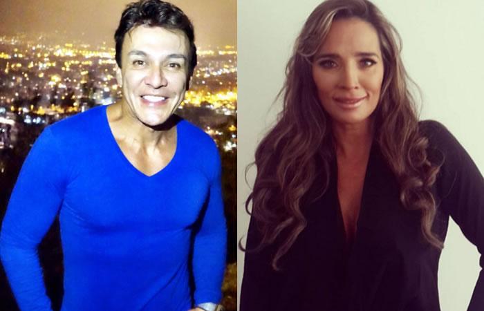 Luly Bossa y Beto Pérez se reencuentran