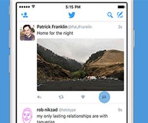 Twitter añade botón para enviar mensajes privados