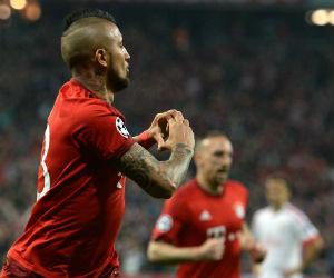 Bayern Múnich se impuso al Benfica y se acerca a semifinales