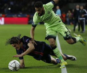 PSG y Manchester City no pasaron del empate