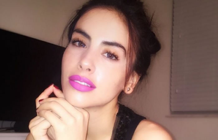 Jessica Cediel irradia a sus 34 años