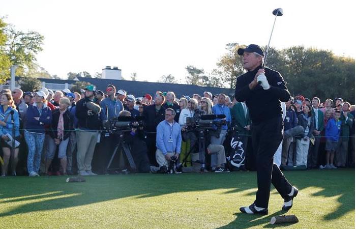Masters de Augusta: Nueve jugadores hicieron hoyo en uno