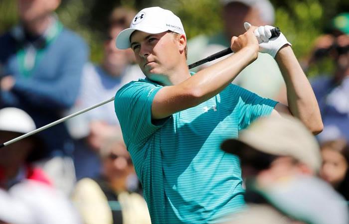 Masters de Augusta: Jordan Spieth es líder por estos golpes