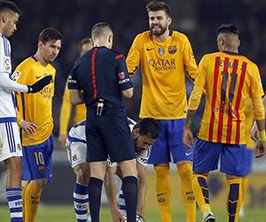Liga BBVA: Lo que usted no vio entre Real Sociedad vs. Barcelona