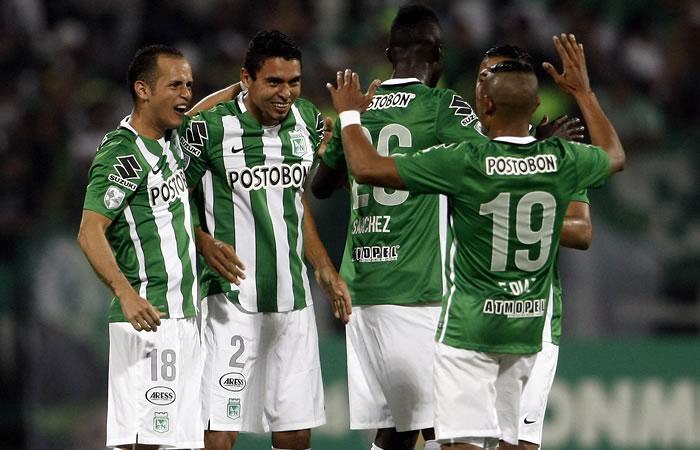 Atlético Nacional tiene una baja sensible en la Copa Libertadores
