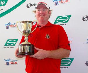 Brad Fritsch ganó el Servientrega Championship de Golf