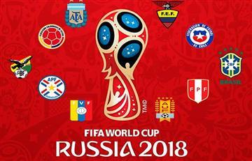 Eliminatorias al Mundial Rusia 2018