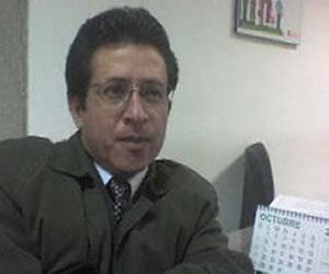 Imputan cargos al periodista Miller Rubio