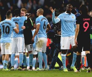 Manchester City logró el cupo en semifinales de Liga de Campeones
