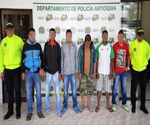 'Clan Úsuga': Se encuentra en 22 de los 32 departamentos del país