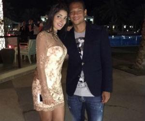 Fredy Guarín estaría adelantando su divorcio con Andreína Fiallo