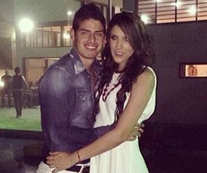 James Rodríguez: hincha culpa a Daniela Ospina de su mal momento