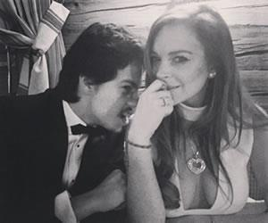 Lindsay Lohan volvería al altar
