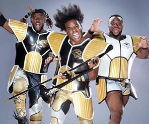 WWE: Los mejores trajes que dejó el Wrestlemania