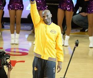 Kobe Bryant se despidió por lo alto de la NBA