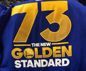 NBA: Warriors de Golden State logran récord histórico
