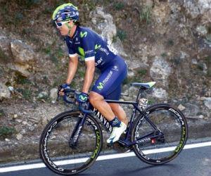 Carlos Betancur ganó la primera etapa de la Vuelta a Castilla