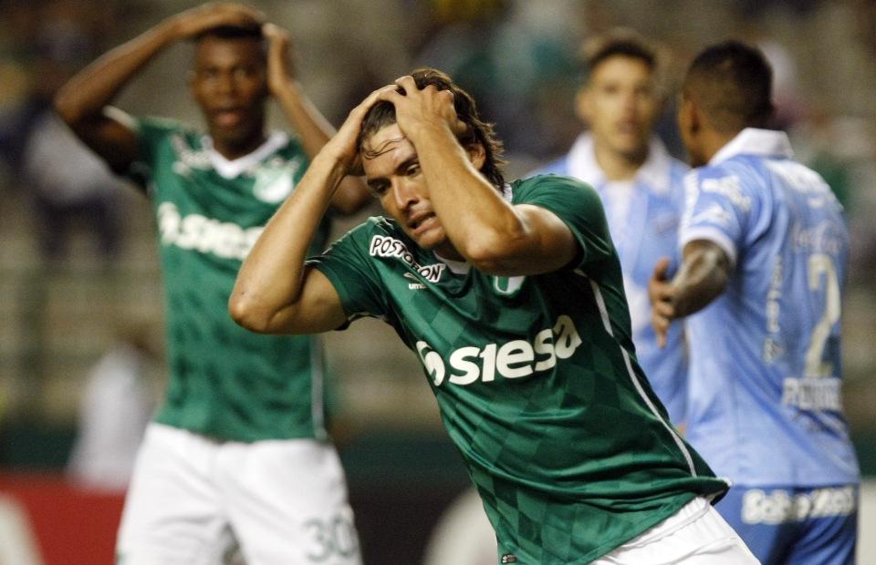 Copa Libertadores, Cali eliminado