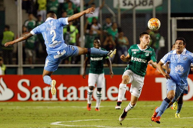En imágenes, Deportivo Cali ante Bolívar en Palmira
