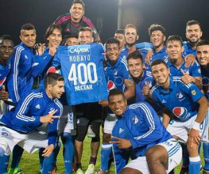 Millonarios: Rafael Robayo completó 400 partidos con el club azul