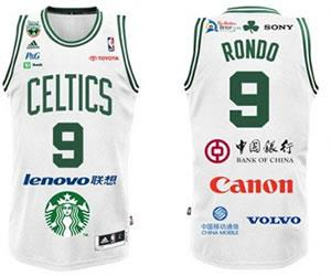 NBA: Las camisetas llevarán patrocinador por primera vez en la historia