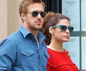 Ryan Gosling y Eva Mendes esperan su segundo hijo