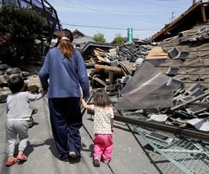 Terremoto en Japón: las imágenes más impactantes