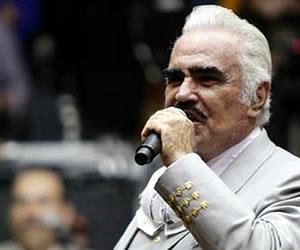 Vicente Fernández y el histórico concierto de despedida