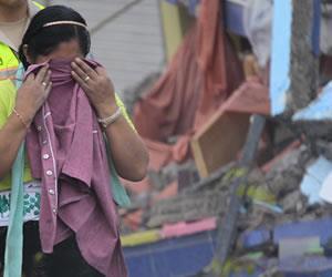 Terremoto en Ecuador: Víctimas fatales ascienden a 233