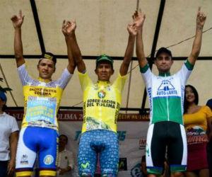 Óscar Soliz campeón de la Vuelta al Tolima