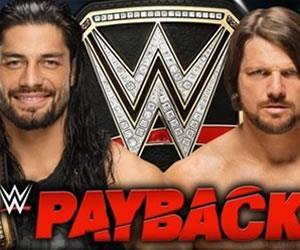 WWE: Peleas confirmadas para el evento 'Payback'