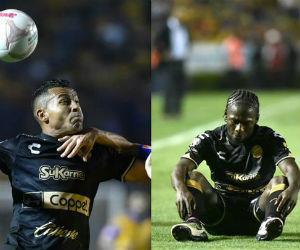 Yimmi Chará y Wilson Morelo podrían regresar al fútbol colombiano