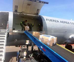Fuerza Aérea repatriaría colombianos muertos en terremoto