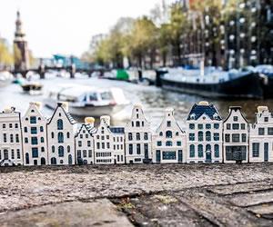 Feria del Libro 2016: Holanda en miniatura