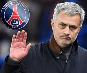 José Mourinho y el Paris Saint-Germain en negociaciones