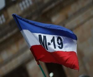 M-19: Colombia recuerda que hace 46 años nació el movimiento guerrillero