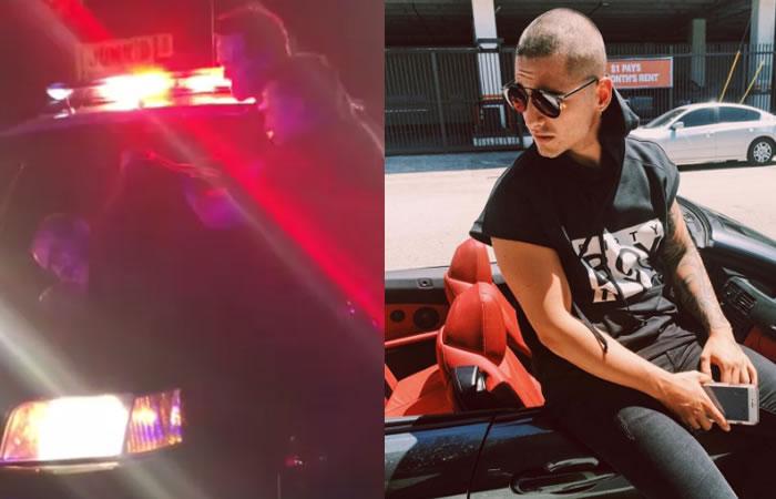 ¿Maluma detenido por las autoridades?. Foto: Instagram