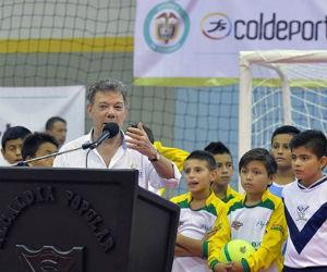 Opinión: Juan Manuel Santos y los Juegos Nacionales