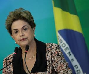 """Río 2016: """"Serán los mejores Juegos del mundo"""", Dilma Rousseff."""