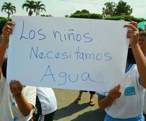 A San Andrés le llega agua cada 15 días: Defensoría del Pueblo