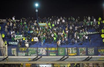 Copa Libertadores: hinchas del Cali ocasionaron disturbios
