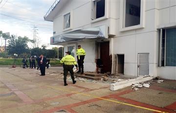 Explosiones estarían relacionadas con liquidación de Cafesalud