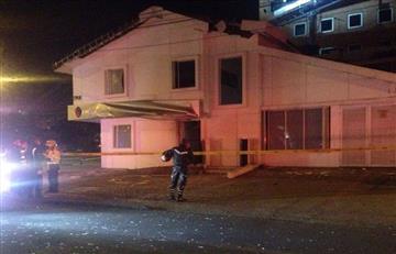 Explosiones simultáneas en Bogotá