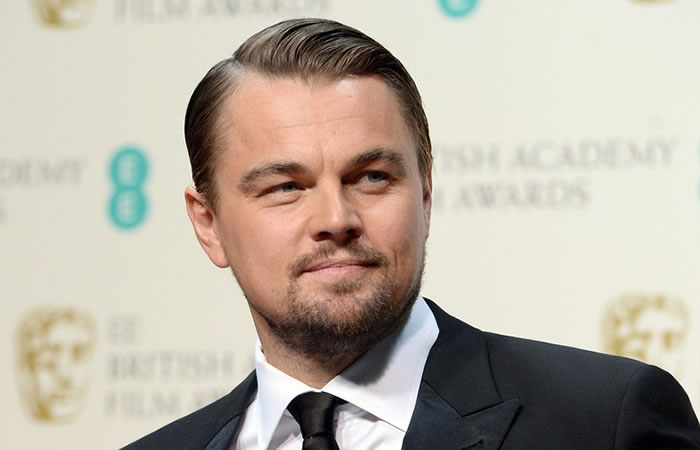 Leonardo DiCaprio defiende el medio ambiente en el Día de la Tierra. Foto: EFE