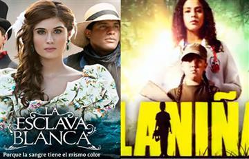 Final de 'La Esclava Blanca' y estreno de 'La Niña'